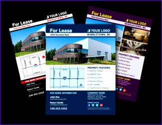 flyers mercial real estate flyersmarketing calendar template excel