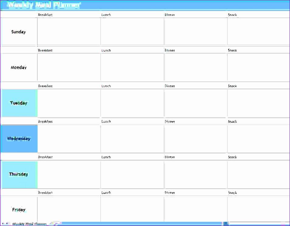 9 week planner template 954742