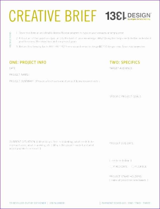creative brief template 556728