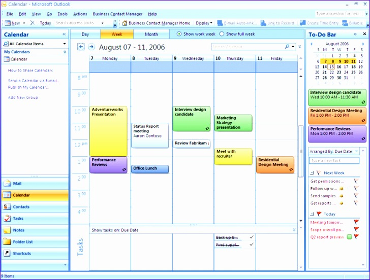 Ms Access Calendar Template Gallery Template Design Free Download