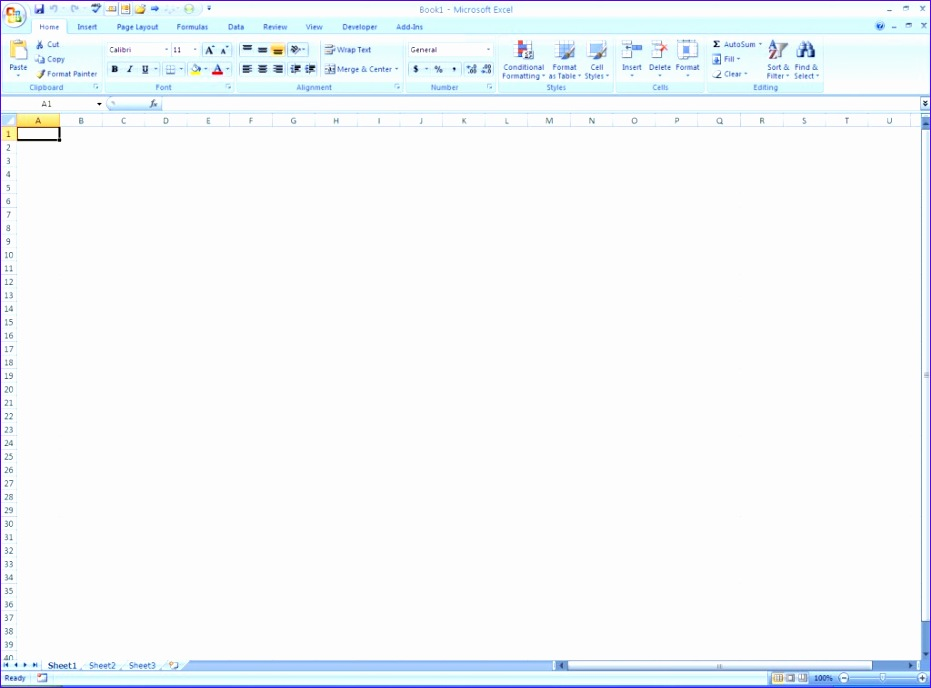 aprender a utilizar el nuevo office 2007 interface