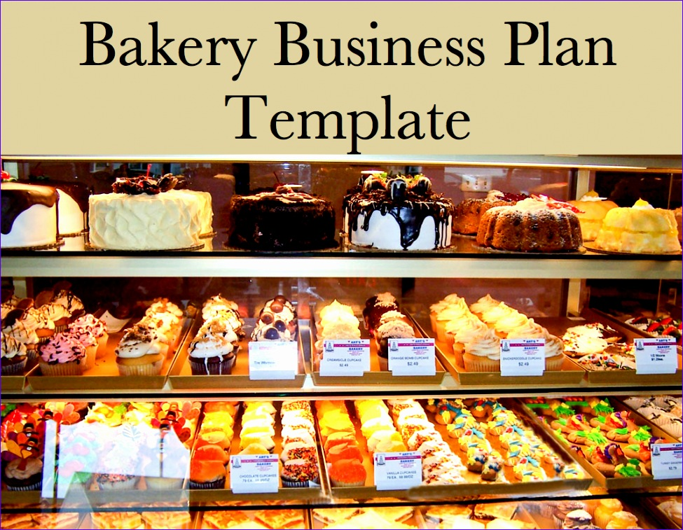 bakery business plan 975757