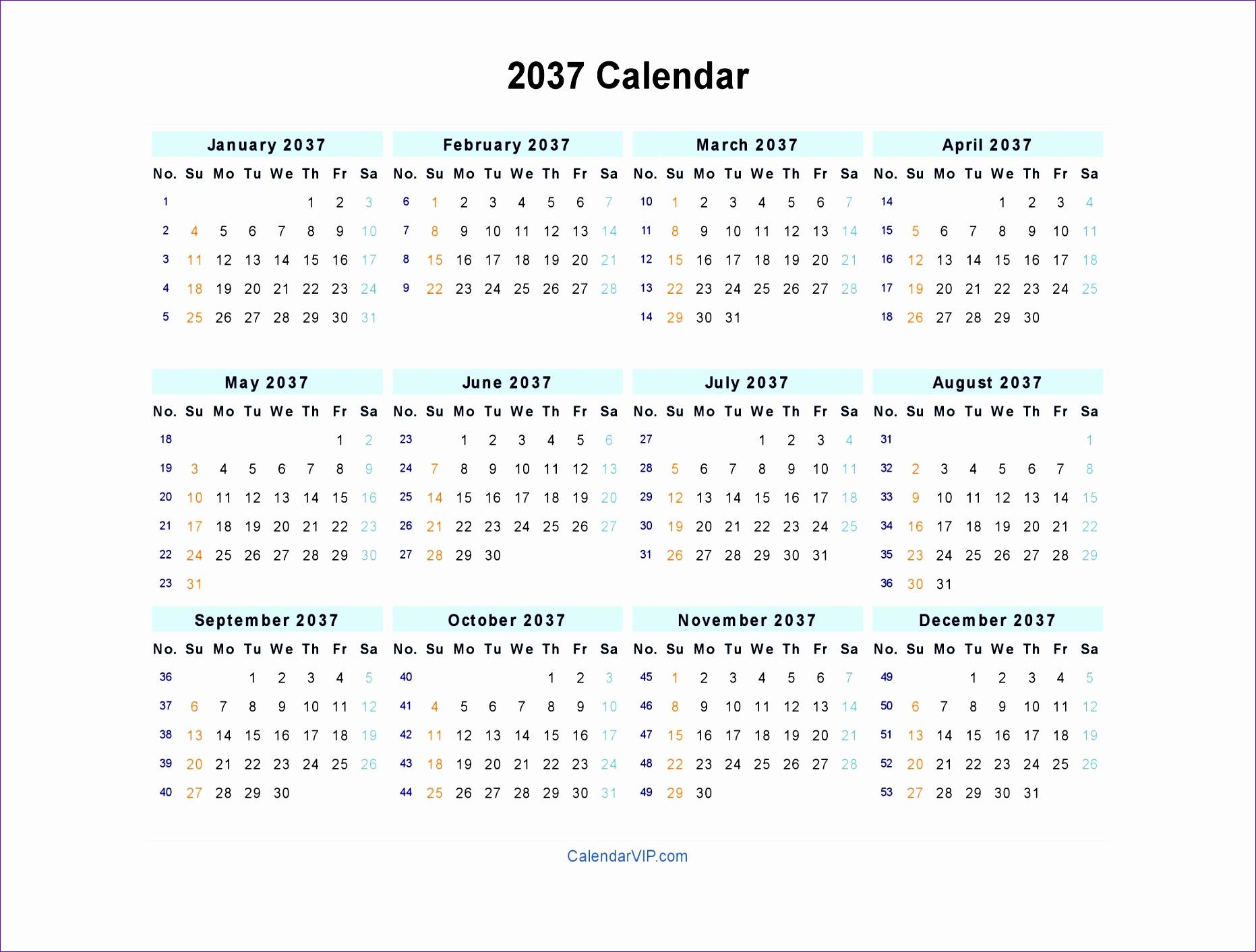 2037 calendar 18631413