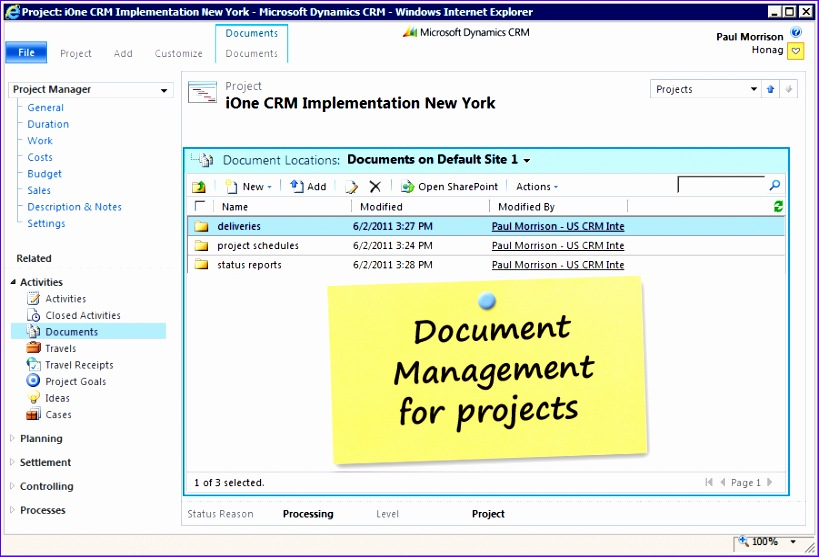 9 essential project management documentation in ms excel 819557