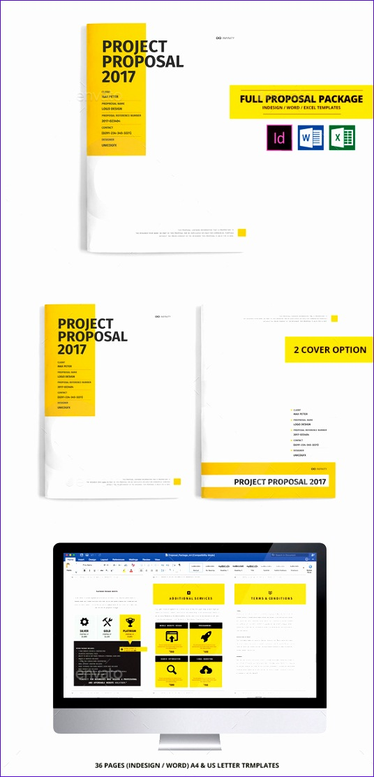 how to customize a simple business proposal template in ms word cms 5361113