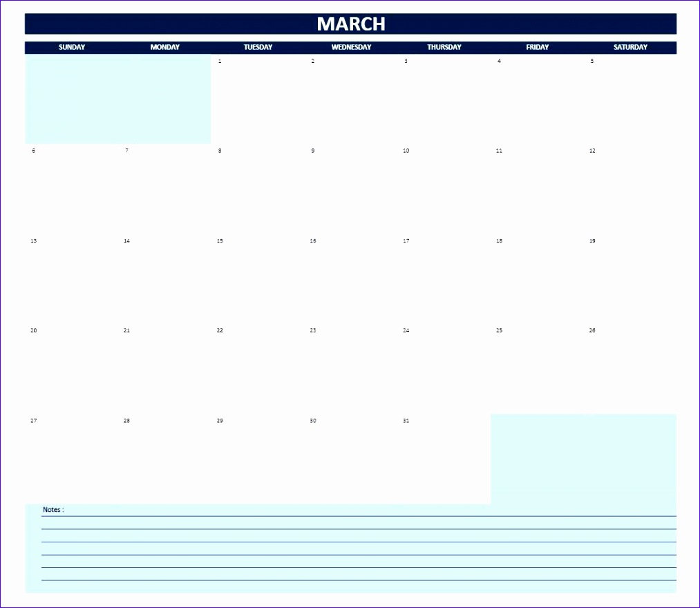 2016 calendar templates excel 1013880