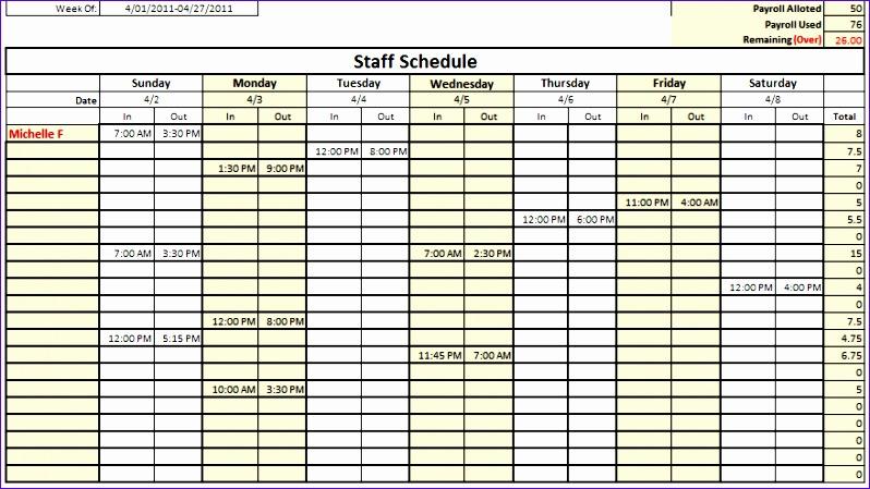 custom staff calendar 798449