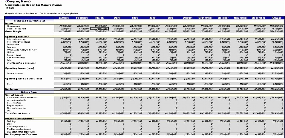Monthly Report Template Excel  Exceltemplates  Exceltemplates