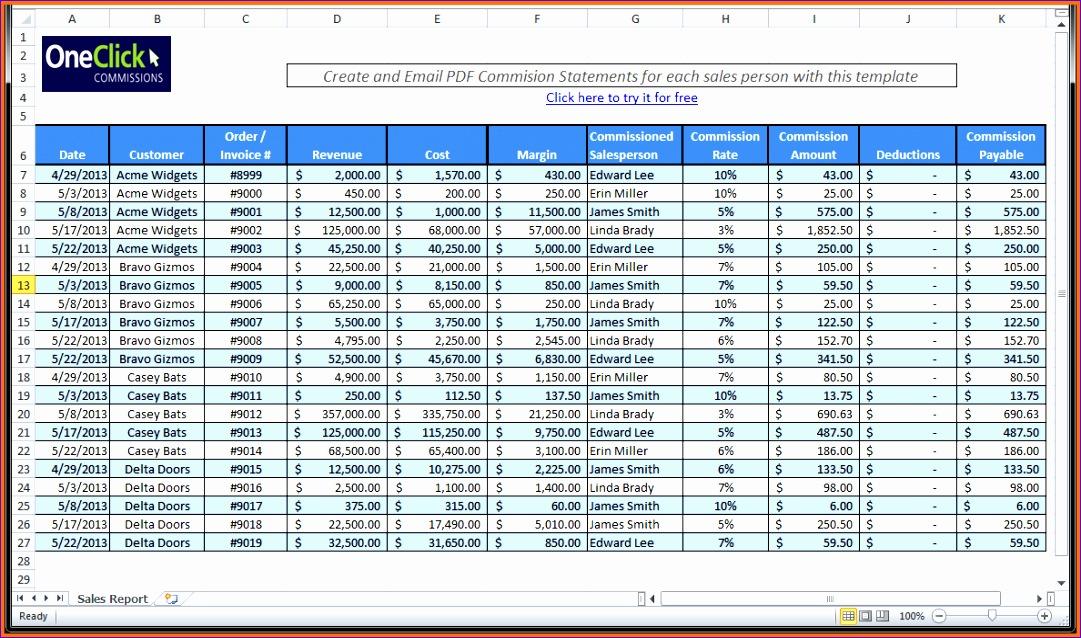 4 free excel spreadsheet templates 1081638