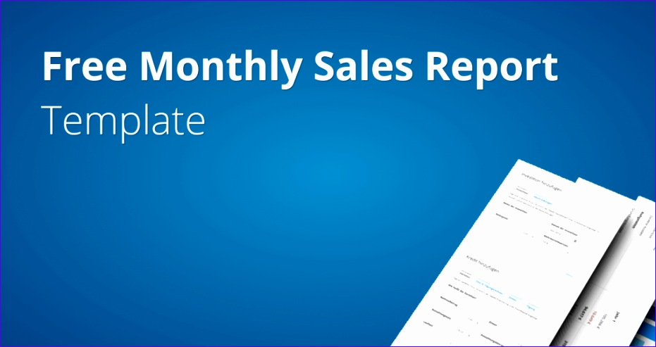 monthly sales report 931493