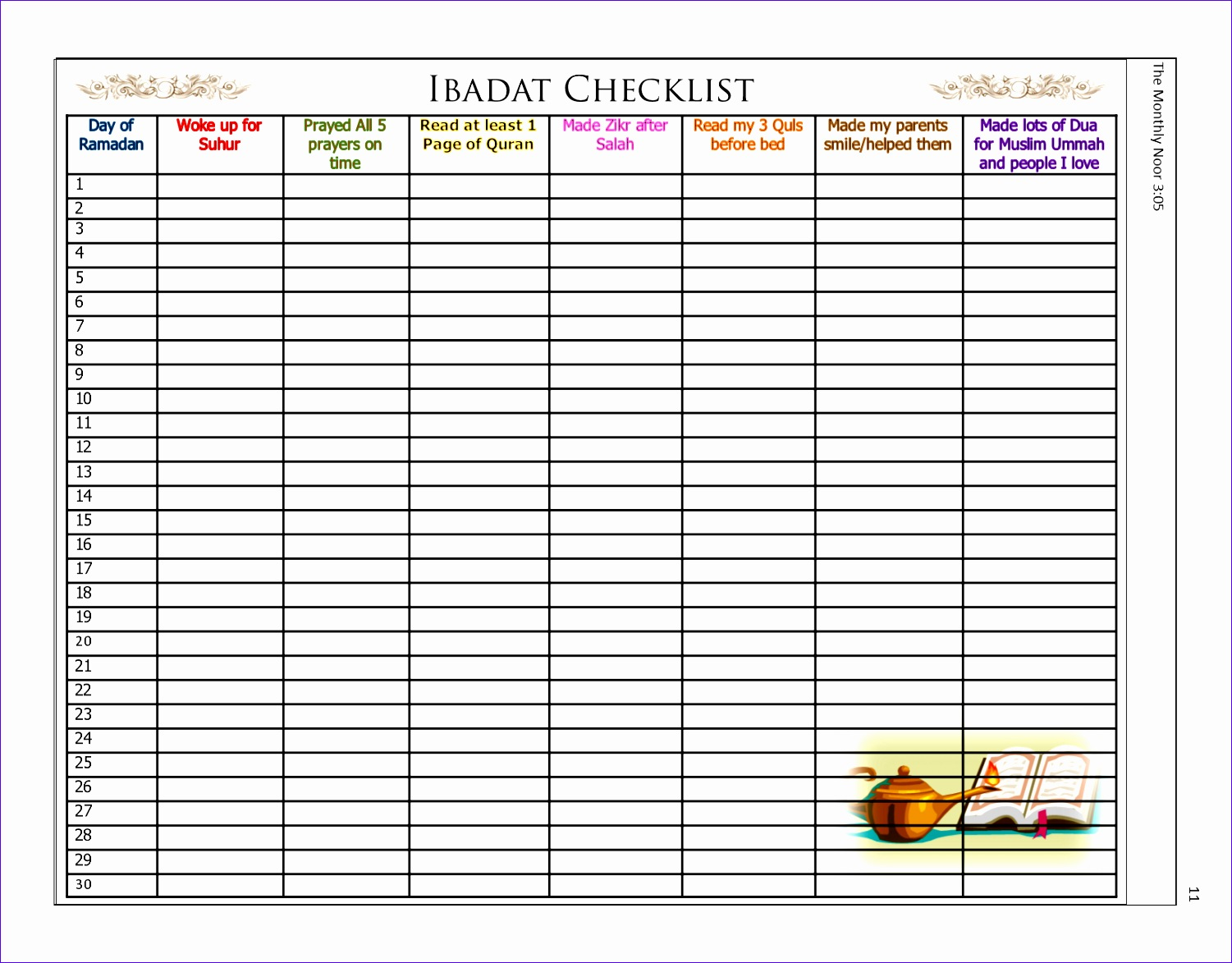 11 Monthly Schedule Excel Template - ExcelTemplates - ExcelTemplates