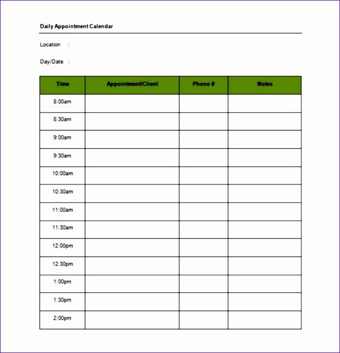 10 Ms Excel Calendar Template