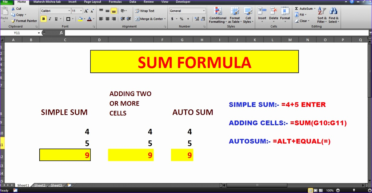 what is the formula to subtract in excel 1231639