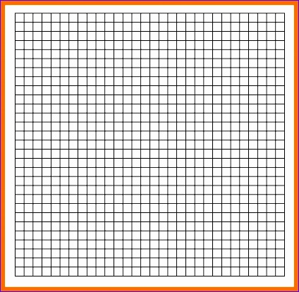 5 free graph paper template 424414