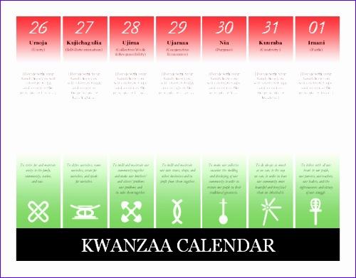 kwanzaa calendar 301 500391