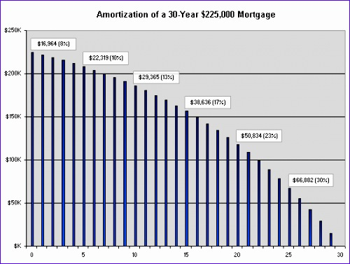 excel amortization table chart 500377