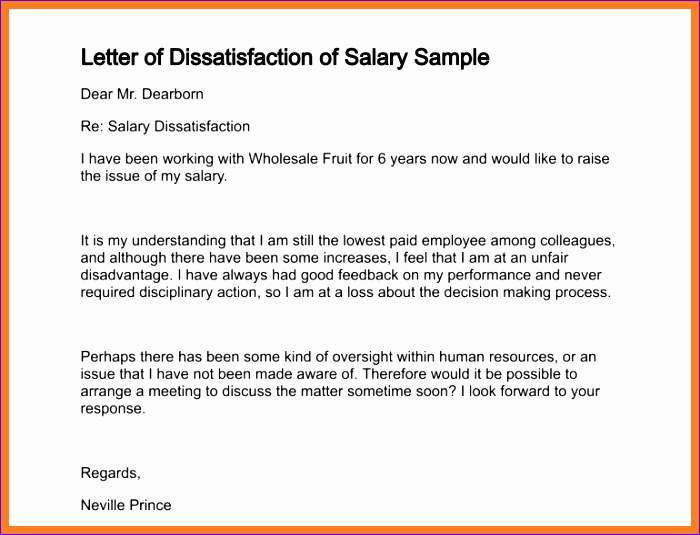 6 salary increase justification letter 700535