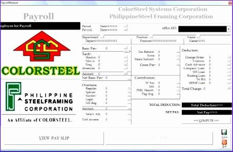 payroll system 455297