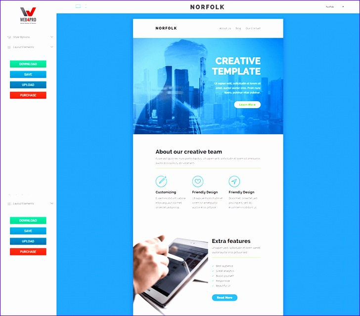 google email template 728640