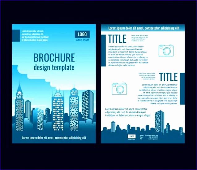 construction pany brochure templates 637552