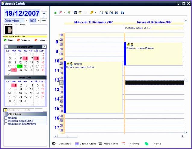 agenda carluisftonic 637494
