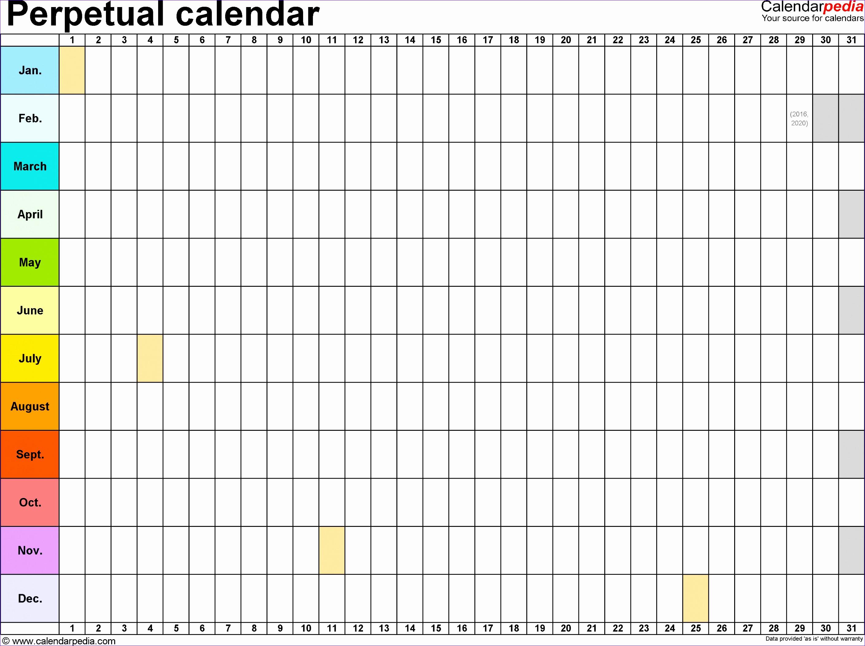 quarterly calendar template 28172104