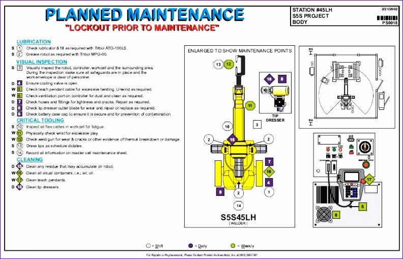 preventive maintenance plan template koni polycode co