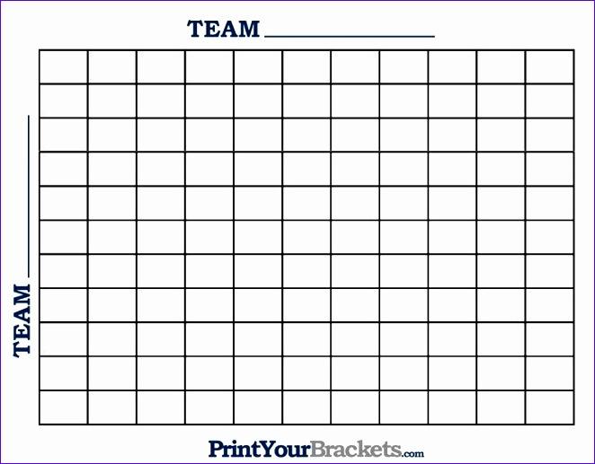 football pool template 662517