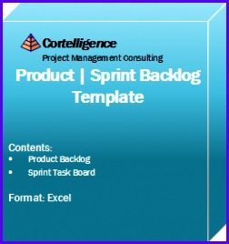 Product Backlog Sprint Taskboard