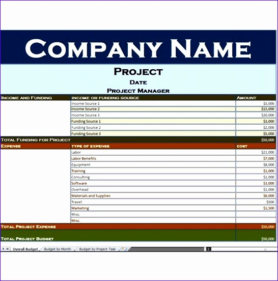 use our excel project bud template to simplify your life 546552