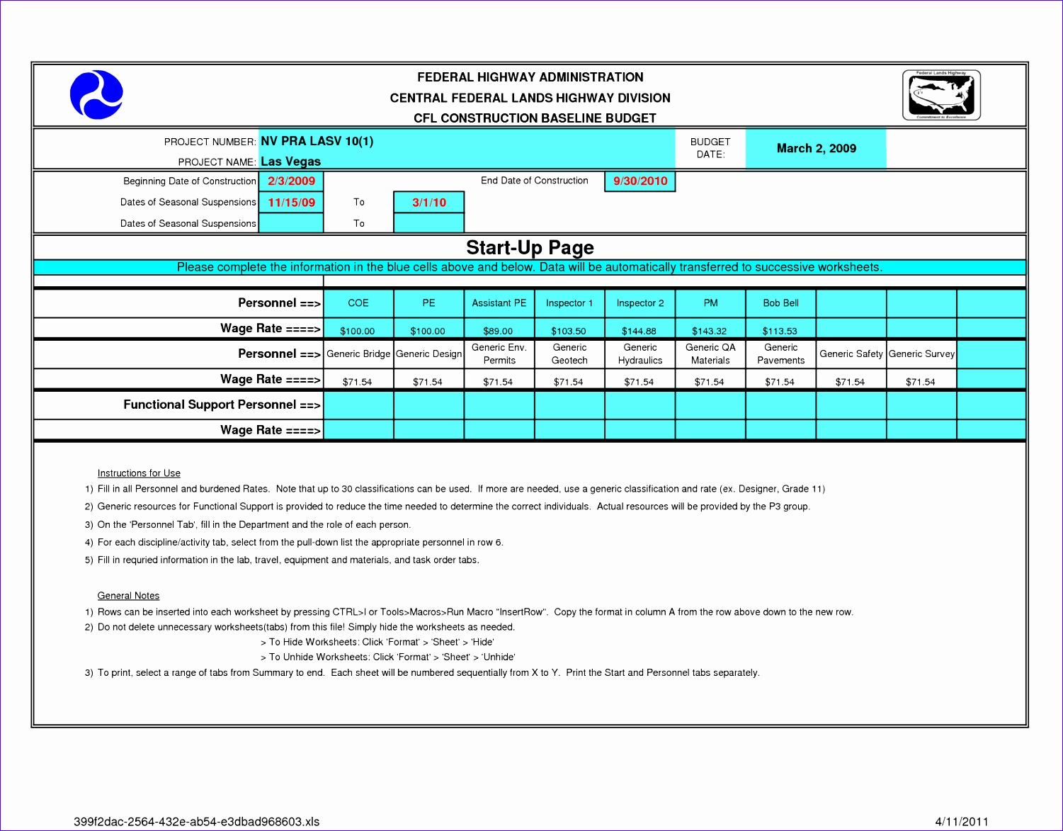 post project management bud template 15011173