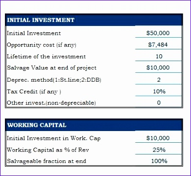 capital bud template 389360
