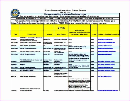 training calendar template 532414