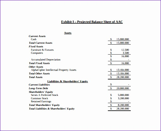 Project Estimation Excel Template Tdals Beautiful Balance Sheet