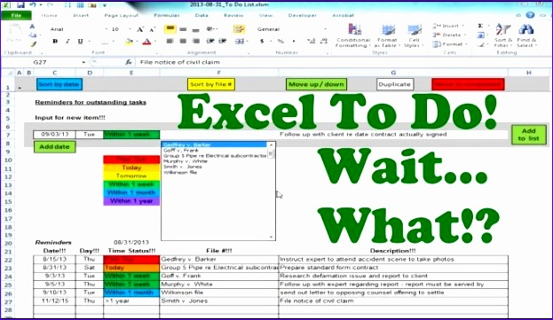 can excel really used team task management vaughn thurman