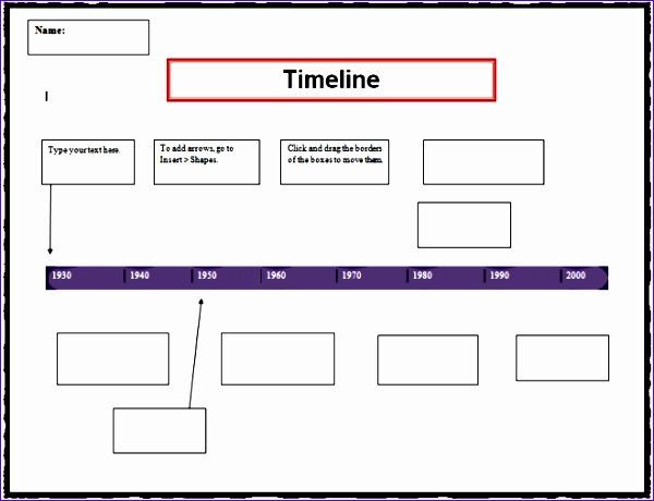timeline template for kids 600460