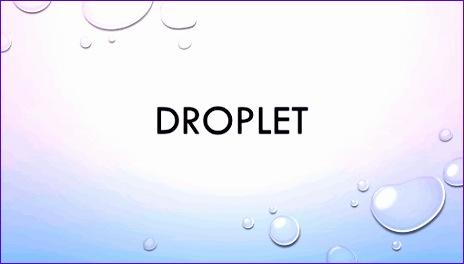 Droplet Purple TM 464264