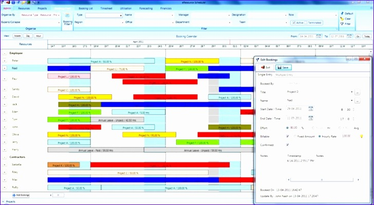 eresource scheduler helps maximize resource utilization 728400
