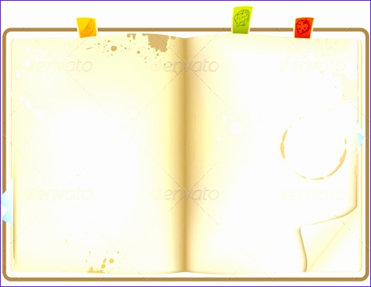 blank recipe template 527407