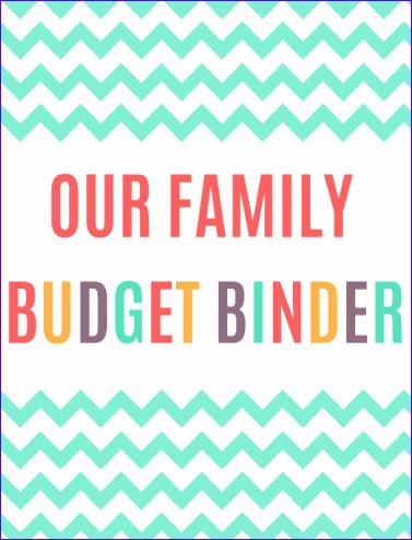 free printable bud binder or print