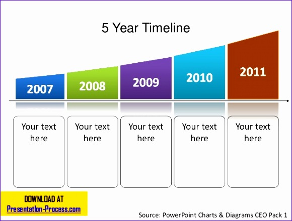 15 creative timelines for presentations 580440