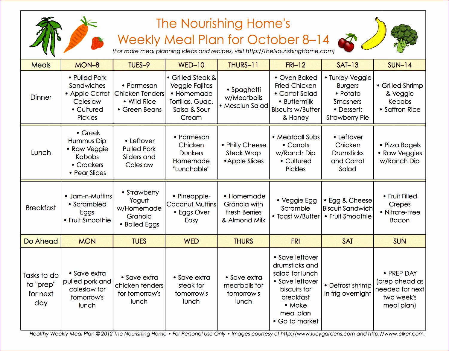 bi weekly meal plan for october 1 14 15011173