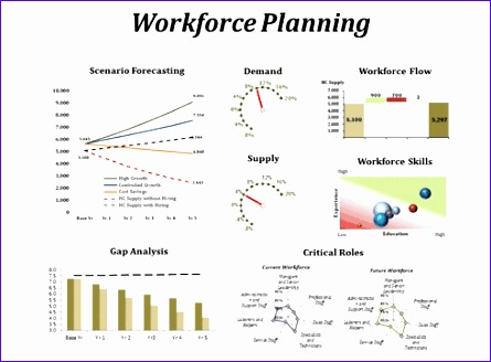 14 resource planning excel template exceltemplates for Workforce planning template download