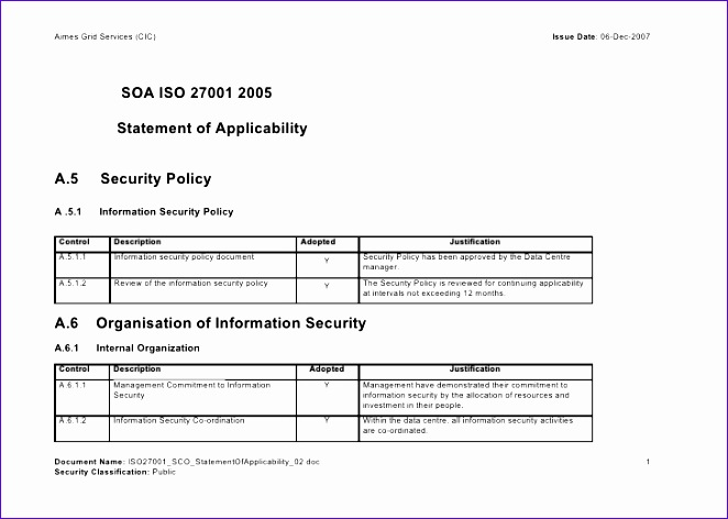 statement of applicabilitydoc 662472