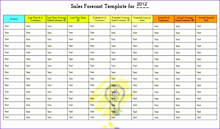 sales forecast template 716419
