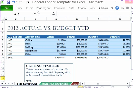 Sales Pipeline Excel Template C3es5 Awesome General Ledger Template for Excel 580380