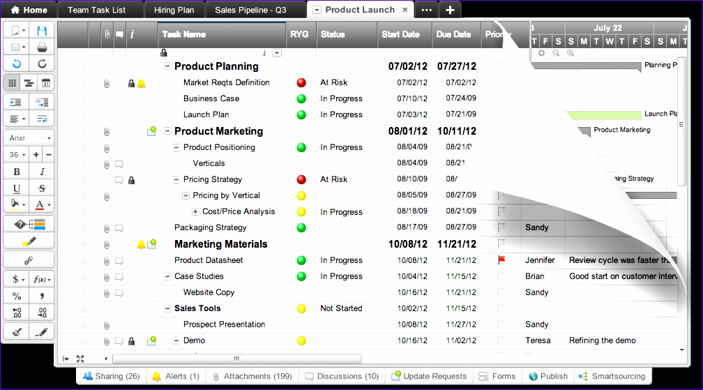 top 6 software programs for project management