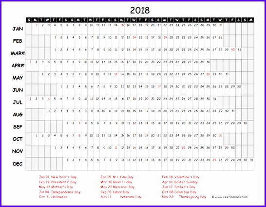 year calendar template excel 546426