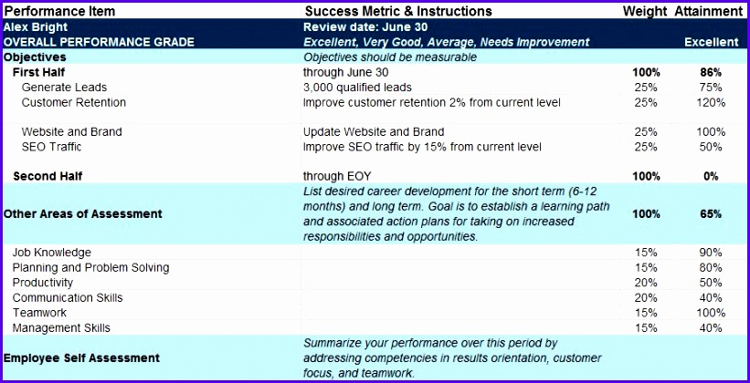 Free Human Resources Templates In Excel 821420