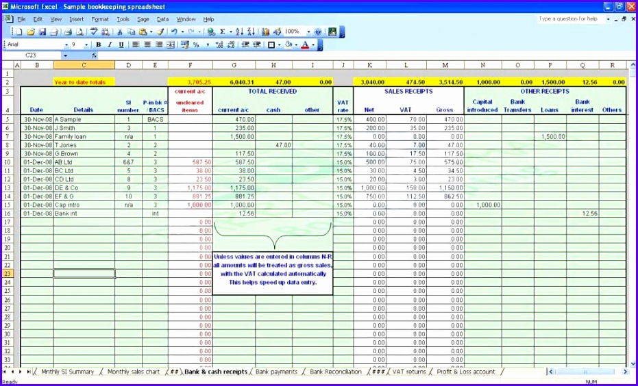Example Business Expenses Spreadsheet Sample Business Expenses Spreadsheet And Annual Business Bud Template Excel 931564